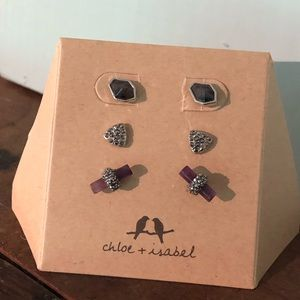 Chloe + Isabel Earring & Necklace Set